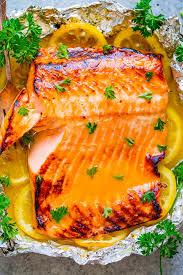 grilled honey lemon er salmon