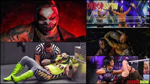 WWE Extreme Rules 2020 'The Horror Show ...