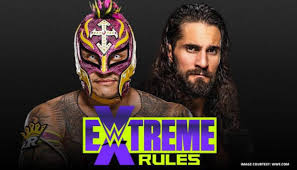 Rey Mysterio set to face Seth Rollins in an 'eye for an eye match ...