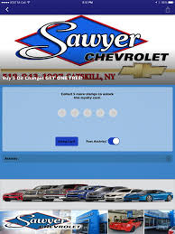 sawyer chevrolet for android apk