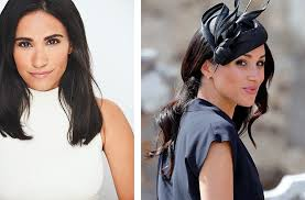 You Won't Believe How Much Actress Tiffany Smith Looks Like Meghan Markle |  Glamour