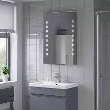 ultra slim illuminated led bathroom
