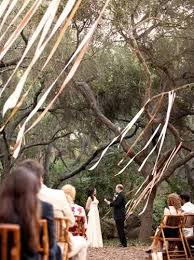Pin by Abi Rike on Creative Juices | Wedding tree decorations, Wedding  ribbon, Wedding streamers