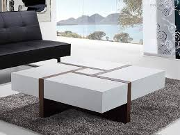 evora club coffee table modern design
