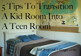 5 Tips To Transition A Kid Room To A Teen Room An Oregon Cottage