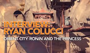 Ryan Colucci Interview: Writer and Co-Director of Orient City Discusses  Latest Film   That Moment In