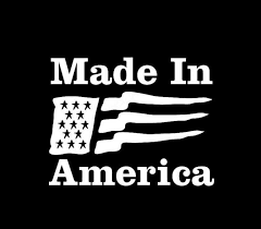 Made In America Window Decal Sticker Custom Sticker Shop
