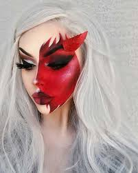 23 devil makeup ideas for