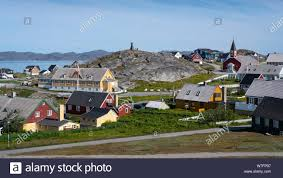 Capital Of Greenland High Resolution Stock Photography and Images - Alamy