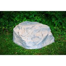 emsco large resin landscape rocks in
