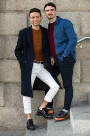 James Kavanagh and boyfriend William Murray: 'I'm quite shy and would be  mortified if I did half the stuff James does, but he's totally himself' -  Independent.ie