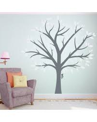 Savings On Large Family Tree Wall Decal Zoomie Kids Color Storm Gray White
