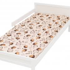 hedgehog fitted sheet pati chou 100