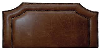 e leather headboard full