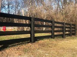 Modern Fence Systems Metal Frame Any Infill Fencetrac By Perimtec