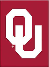 Amazon Com 4 Inch Ou University Of Oklahoma Sooners Boomer Sooner Logo Removable Wall Decal Sticker Art Ncaa Home Room Decor 3 By 4 5 Inches Baby