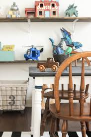 Diy Playroom Shelves Toy Storage Solution Delightfully Noted