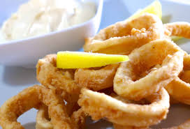 Crispy Fried Calamari recipe ...