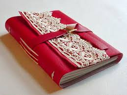 lovely vegan leather journals