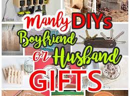 boyfriend and husband gift ideas