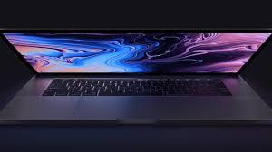 the stunning new macbook pro