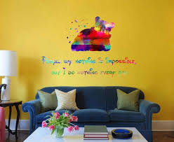 Winnie The Pooh Wall Decals Nursery Classic Pooh Baby Quote Etsy