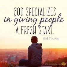 are you looking for a fresh start christian quotes facebook