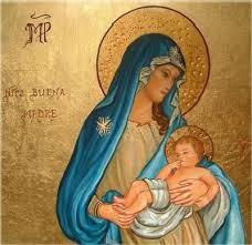 Honremos a nuestra madre, la Virgen María