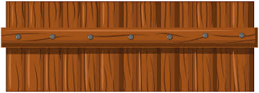 Brown Wooden Fence Transparent Png Clip Art Gallery Yopriceville High Quality Images And Transparent Png Free Clipart