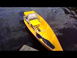 homemade plywood canoe kayak build