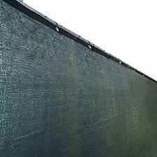 Yard Garden Outdoor Living Aleko Fence Privacy Screen With Grommets Outdoor Windscreen 4 X 50ft Dark Green Unitransbahia Com Br