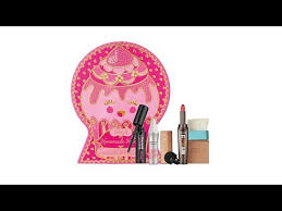 benefit cosmetics fullface makeup kit