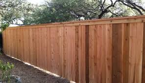 Custom Wood Fencing Austin Round Rock Dripping Springs Bee Cave Cedar Fence Wood Fence Privacy Fence Designs