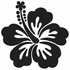 Hawaiian Hibiscus Flower Car Truck Rv Boat Decal Window Sticker Window Decal Ebay