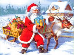Когато аз бях Дядо Коледа