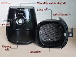 Nồi chiên không dầu Philips HD9220/20 (2,2 lít) - META.vn