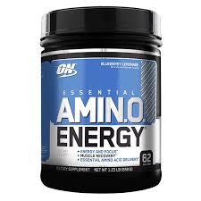 essential amino energy 558g optimum