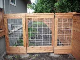 Custom Hog Panel And Horizontal Fence Gate Wire Fence Panels Hog Wire Fence Fence Design
