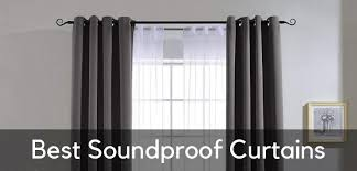 Best Soundproof Curtains In 2020 Dampen Block Noise