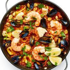 How to make seafood paella – recipe ...