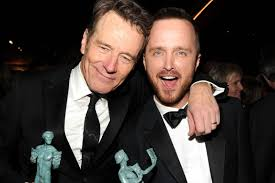 Aaron Paul & Bryan Cranston Continue Mystery Project Teasers ...