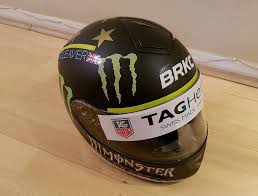Another Personalised Helmet Visor Decal Tommy Cat Design Facebook