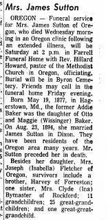 18 Jun 1964 Addie Baker - Newspapers.com