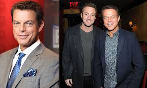Fox News' Shep Smith says he's 'as happy as can be' with boyfriend | Daily  Mail Online