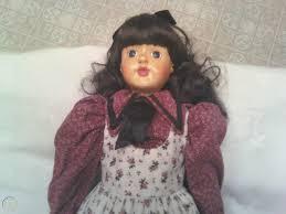 "Robert Raikes - 17"" Abigail Wood Doll - Great Condition | #1814050894"