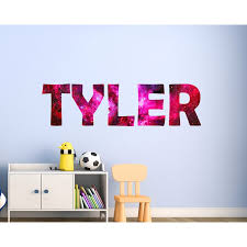 East Urban Home Personalized Name Outer Space Galaxy Wall Decal Wayfair