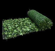Artificial English Ivy Fence Fake Ivy For Fence Commercial Silk Int L