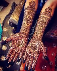 Wedding Eid Gorgeous Mehndi Design
