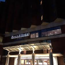 review of grand hotel blackpool