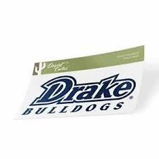 Drake University Bulldogs Ncaa Vinyl Decal Laptop Water Bottle Car Scrapbook Ebay